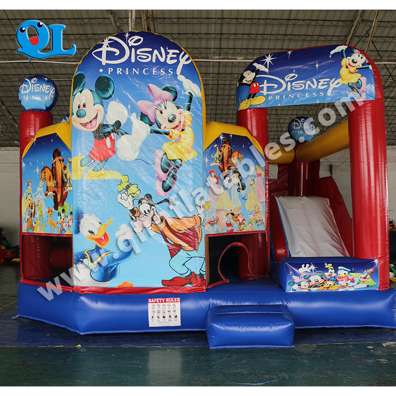 QL-inflatable mickey bouncer-01